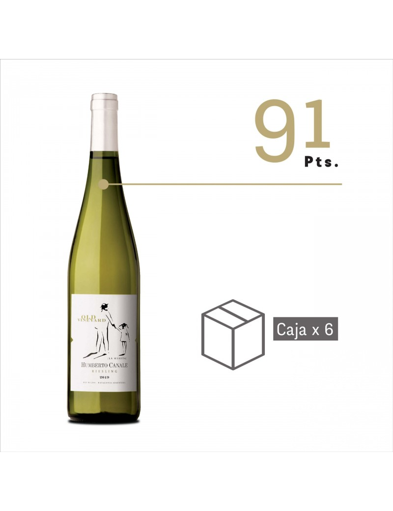 Old Vineyard Riesling caja x 6