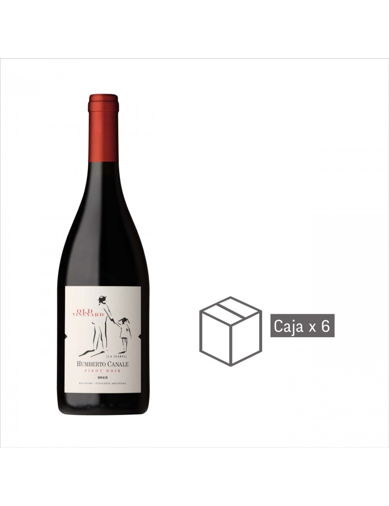 Old Vineyard Pinot Noir – caja x 6