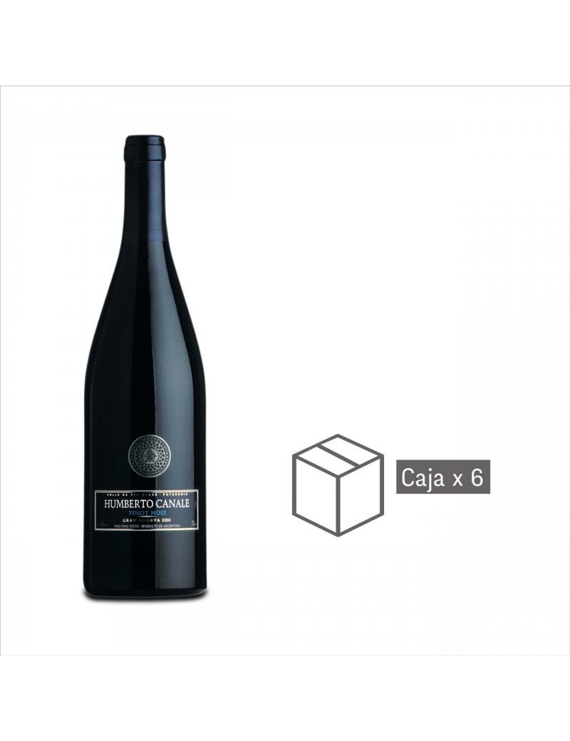Humberto Canale Gran Reserva Pinot Noir- caja x 6